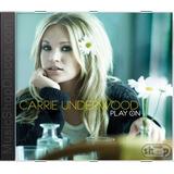 Carrie Underwood Play On   Novo Lacrado Original