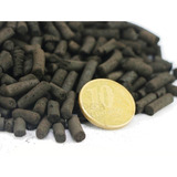 Carvão Ativado Granulado, Embalagem Com 1kg