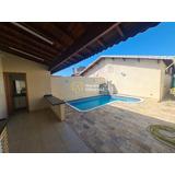 Casa Com Piscina, Financiamento Direto- R$ 700 Mil - V33