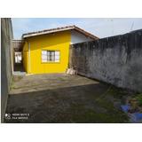 Casa Em Peruíbe Lado Praia Bem Localizada Espaço P/ Piscina