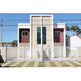 Casas Novas Com 2 Dorm (suíte), Lado Praia Em Itanhaém Cod: 314 - V314