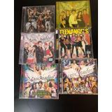 Casi Angeles Cds Teenangels Coleção Completa