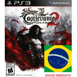 Castlevania 2 Lords Of Shadow Ps3 Psn   Midia Digital