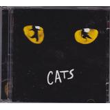 Cats   Cd Musical De Andrew Lloyd Webber   2 Cds