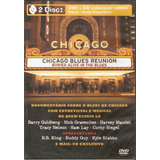 Cd  Dvd Chicago Blues Reunion   Buried Alive In The Blues