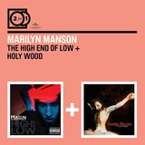 Cd: Marilyn Manson   The High End Of Low  Holy Wood