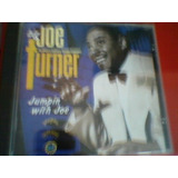 Cd big Joe Turner Joe Turner Jumpin with Joe impotado raro