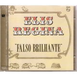 Cd dvd  Elis Regina   Falso Brilhante   Novo