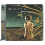 Cd dvd Apocalyptica   Reflections Revised   Universal
