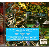Cd dvd Avenged Sevenfold Live In The Lbc E Diamonds In The