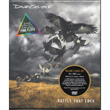 Cd dvd David Gilmour Rattle That Lo ck   Deluxe 2 Disc Set