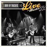 Cd dvd Drive by Truckers Live From Austin Tx
