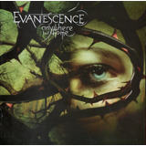 Cd dvd Evanescence   Anywhere But Home