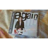 Cd dvd Yui Again J pop 2009 Original Importado Raro