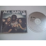 Cd   All Saints   1997   Rock Pop Internacional