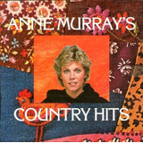 Cd   Anne Murray  1987  Anne Murray s Country Hits  import