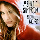 Cd   Ashlee Simpson  2008  Bittersweet World