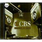 Cd   Cbs 50 Years = Temas De Programas Da Tv Americanos