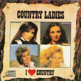 Cd   Country Ladies = Rosanne Cash  Wynette  Charly Mcclain