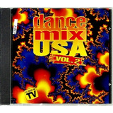 Cd   Dance Mix Usa = Captain Hollywood  Salt N  Pepa  Rupaul