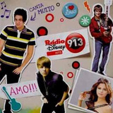 Cd   Disney Radio = Justin Bieber  Katy Perry  Hanna Montana