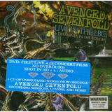 Cd   Dvd Avenged Sevenfold   Live In The Lbc & Diamonds