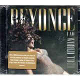 Cd   Dvd Beyonce   I Am World Tour