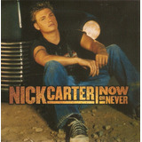 Cd   Dvd Bônus Nick Carter   Now Or Never   Novo