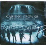 Cd   Dvd Casting Crowns   Until The  Whole Hears Live   Novo