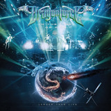 Cd   Dvd Dragonforce   In The Line Of Fire  Larger Than Live