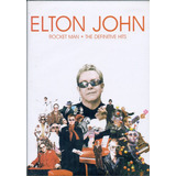 Cd   Dvd Elton John   Rocket Man   The Definitive Hits