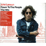 Cd   Dvd John Lennon To The People The Hits