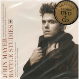Cd   Dvd John Mayer   Battle Studies   Novo Lacrado