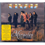 Cd   Dvd Kansas   Miracles Out Of Nowhere   Novo
