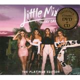 Cd   Dvd Little Mix   Glory Days  dig    The Patinum Edition