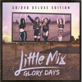 Cd   Dvd Little Mix   Glory Days   Deluxe Edition   Novo