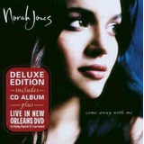Cd   Dvd Norah Jones Come Way With Me   Live New Orleans