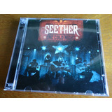 Cd   Dvd Seether   One Cold Night   Importado U s a