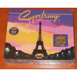 Cd   Dvd Supertramp   Live In Paris  79