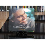Cd   Dvd The Best Of Andrea Bocelli   Vivere