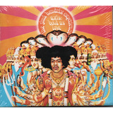 Cd   Dvd The Jime Hendrix Experience   Axis Bold As Love
