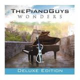 Cd   Dvd The Piano Guys Wonders Deluxe Edit Original Lacrado