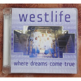 Cd   Dvd Westlife   Where Dreams Come True   Importado
