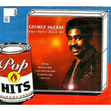 Cd   George Mccrae = The Very Best Of   17 Sucessos  lacrado