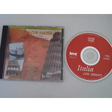 Cd   Italia Con Amore   The Strings Of Paris   Jean Paul