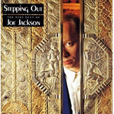 Cd   Joe Jackson = Stepping Out   The Very Best Of  import