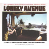 Cd   Livro   Ben Folds & Nick Hornby   Lonely Avenue
