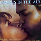 Cd   Love In Air = Paul Young  Whispers  Nilsson  Dobie Gray