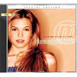 Cd   Mandy Moore  2000  I Wanna Be With You  importado