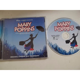 Cd   Mary Poppins   Trilha Filme   Disney Cameron Mackintosh